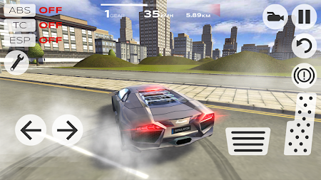 Extreme Car Driving Simulator 4.05.4 screenshot 6303