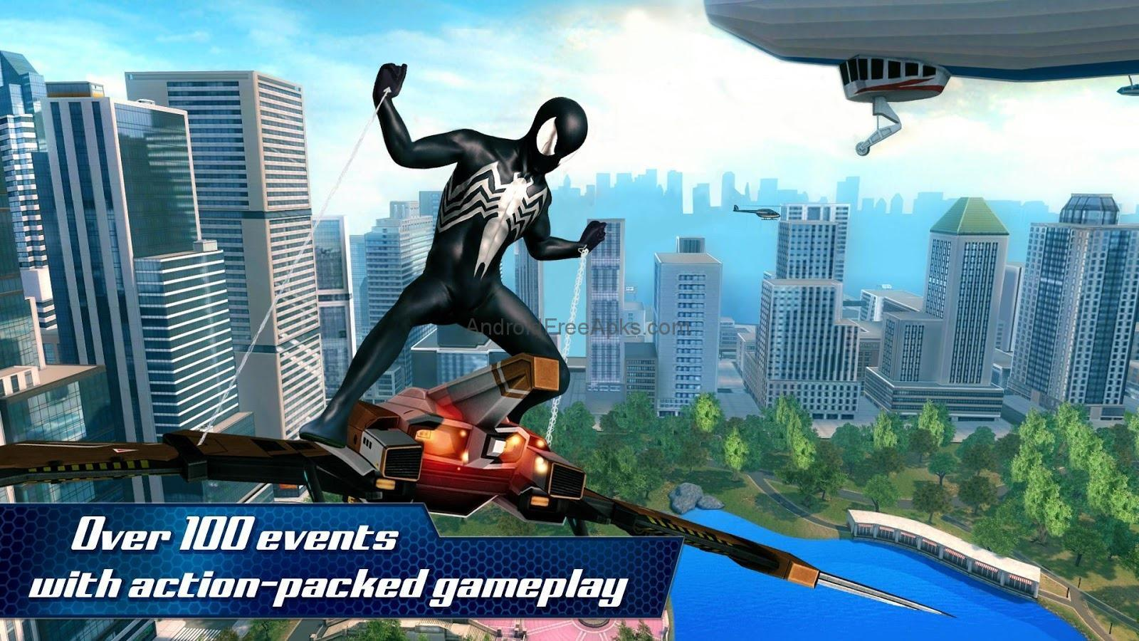 This image has an empty alt attribute; its file name is The-Amazing-Spider-Man-2-APK-1.jpg