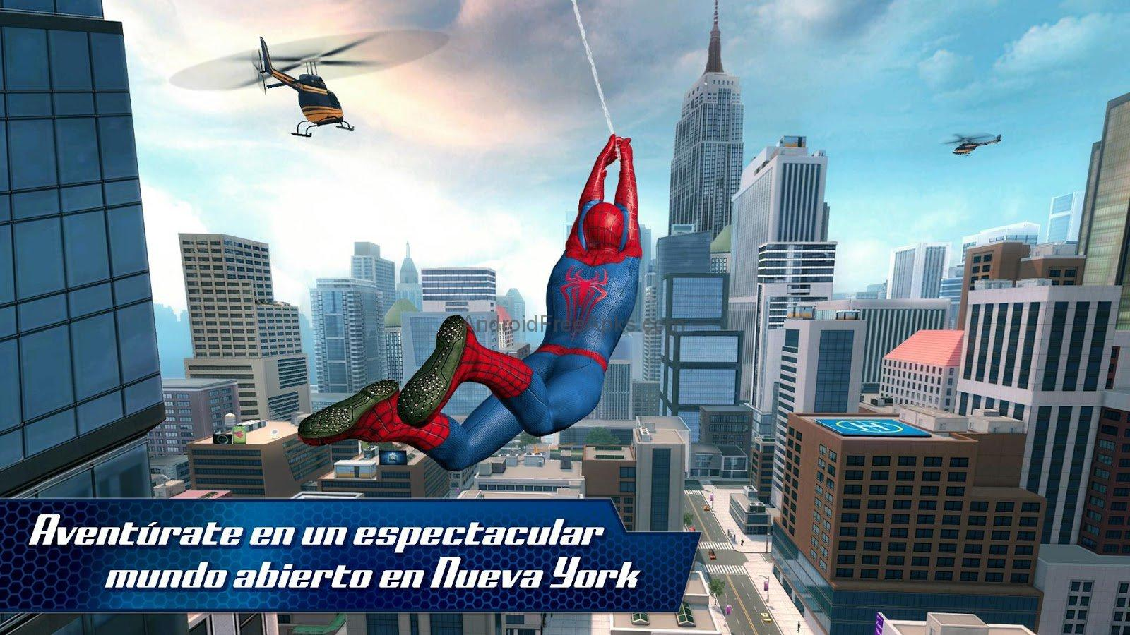 This image has an empty alt attribute; its file name is The-Amazing-Spider-Man-2-APK.jpg